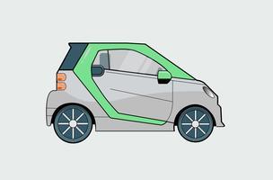 A Tiny Car