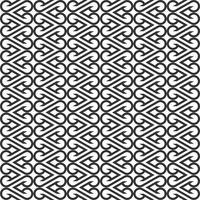 Naadloze patroon oneindigheid teken Vector sjabloon afbeelding ontwerp. Vector EPS 10.