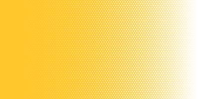 Abstract white squares pattern halftone texture horizontal on yellow background pop art style. You can use for Design elements presentation, banner web, brochure, poster, leaflet, flyer, etc.