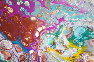Marmorbeschaffenheit. Acryl Marmor Hintergrund