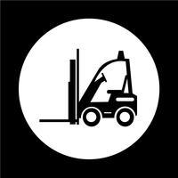 Icona del carrello elevatore
