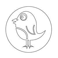 Fågelikon
