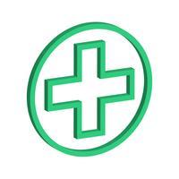 Knop Plus-pictogram