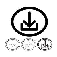 Descargar icono de vector