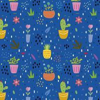 Växter bakgrund