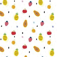 Fruktmönster
