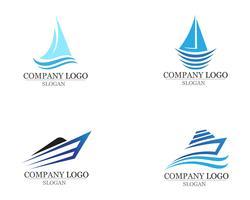 Ozeanboots-Kreuzfahrtschiff-Schiffsschattenbild einfaches lineares