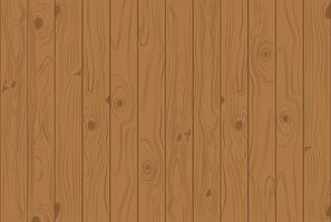 Fond de couleurs marron clair de texture en bois - illustration vectorielle