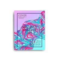 Marble covers, Trendy colorful backgrounds. Eps10 layered vector. vector