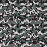 Camouflage pattern. Seamless. Military background. Soldier camou
