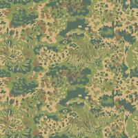 Camouflage patroon. Naadloos. Militaire achtergrond. Soldaat camou
