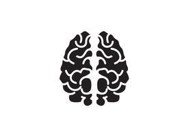 Brain Logo Mall och symboler ikoner app