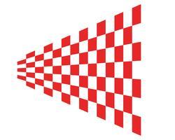 drapeau modèle logo et vecteurs symbole