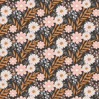 Vector Seamless Pattern floreale