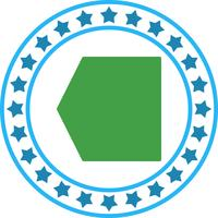 Vector Geometric Shape Icon