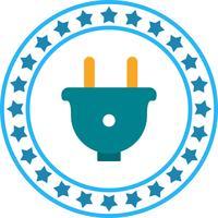 Vektor-Netzstecker-Symbol