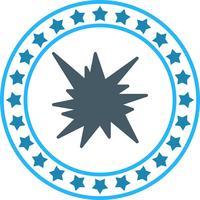 Vector Blast Icon