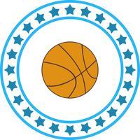 Vector Basketball Icon