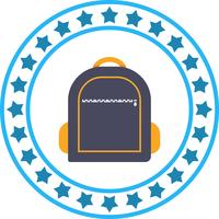 Vector Bag Pack Icon