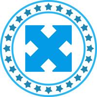 Vector Expend Icon