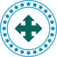 Vector Direction Icon