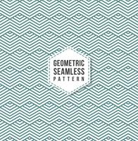 Vector seamless pattern. Modern stylish geometric texture.