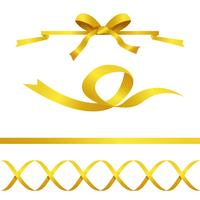 Luxury Ribbon Vector