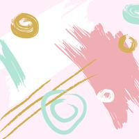 Fondo colorido abstracto artístico