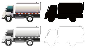 Set de camion essence