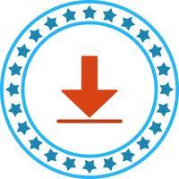 Vector Download-ikon