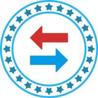 Vektor-Exchange-Symbol