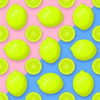 Lime Fruit Vector achtergrond