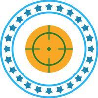 Vector Dart Icon