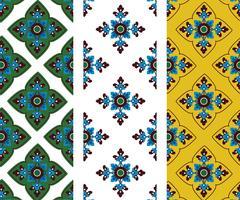 Asian tradition art pattern