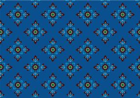 Thai traditional style art pattern