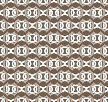 ilustração em vetor padrão ornamento sem emenda