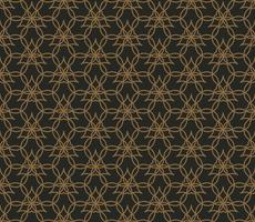Abstract seamless geometric pattern background with lines, orien