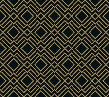 Vector seamless pattern. Geometric background with rhombus. Abst