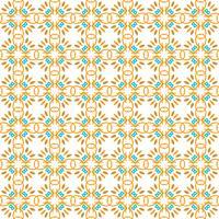 eenvoudige sieraad naadloze patroon achtergrond