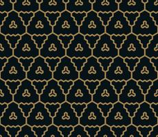 Vector sin patrón Textura con estilo moderno. Repitiendo geome