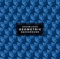 Vektor sömlösa abstrakt geometriska 3d mönster bakgrund