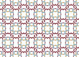 Abstracte sieraad naadloze patroon achtergrond.