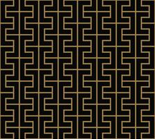 sömlösa geometriska mönster av ränder linje. Seamless vector bac