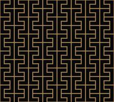 Patrón geométrico sin costuras por línea de rayas. Vector inconsútil bac