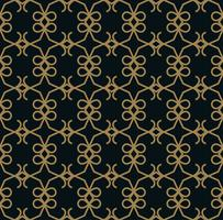 elegant line ornament pattern seamless pattern for background, w