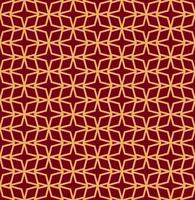 Vector seamless. Moderna trama elegante Ornamento a strisce geometriche. modello lineare di lusso