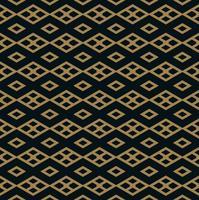 Vector seamless. Moderna trama elegante Striscia geometrica