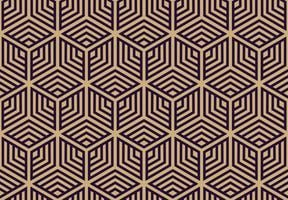 Vector seamless pattern. Modern stylish texture. Repeating geometric background. Linear graphic design.