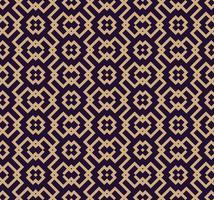 Vector naadloos patroon. Moderne stijlvolle textuur. Geometrisch lineair ornament.