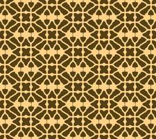 Art deco sfondo seamless, antico ornamento elegante, v